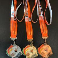 เหรียญรางวัลสุรนารีเกมส์ ครั้งที่ 32 (ด้านหน้า)