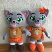ตุ๊กตาแมวสุรนารีเกมส์ ครั้งที่ 44 (ด้านหน้า)